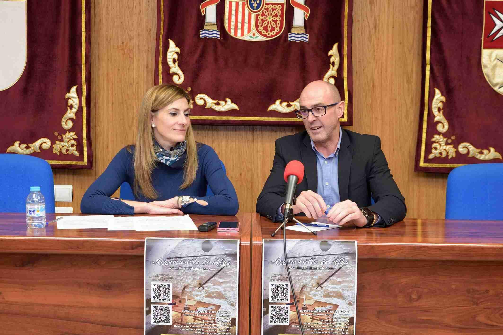 Aumentan las visitas turísticas un 59 % desde 2015 en Argamasilla de Alba 1