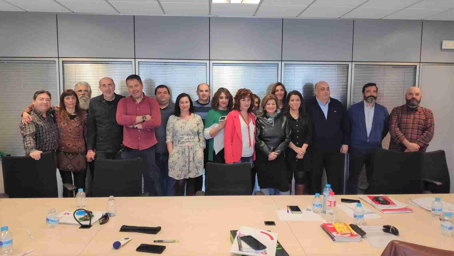 Firmado el IV Convenio Colectivo de CMMedia para el medio millar de personas que integran la plantilla del ente público de radio y televisión de CLM 1