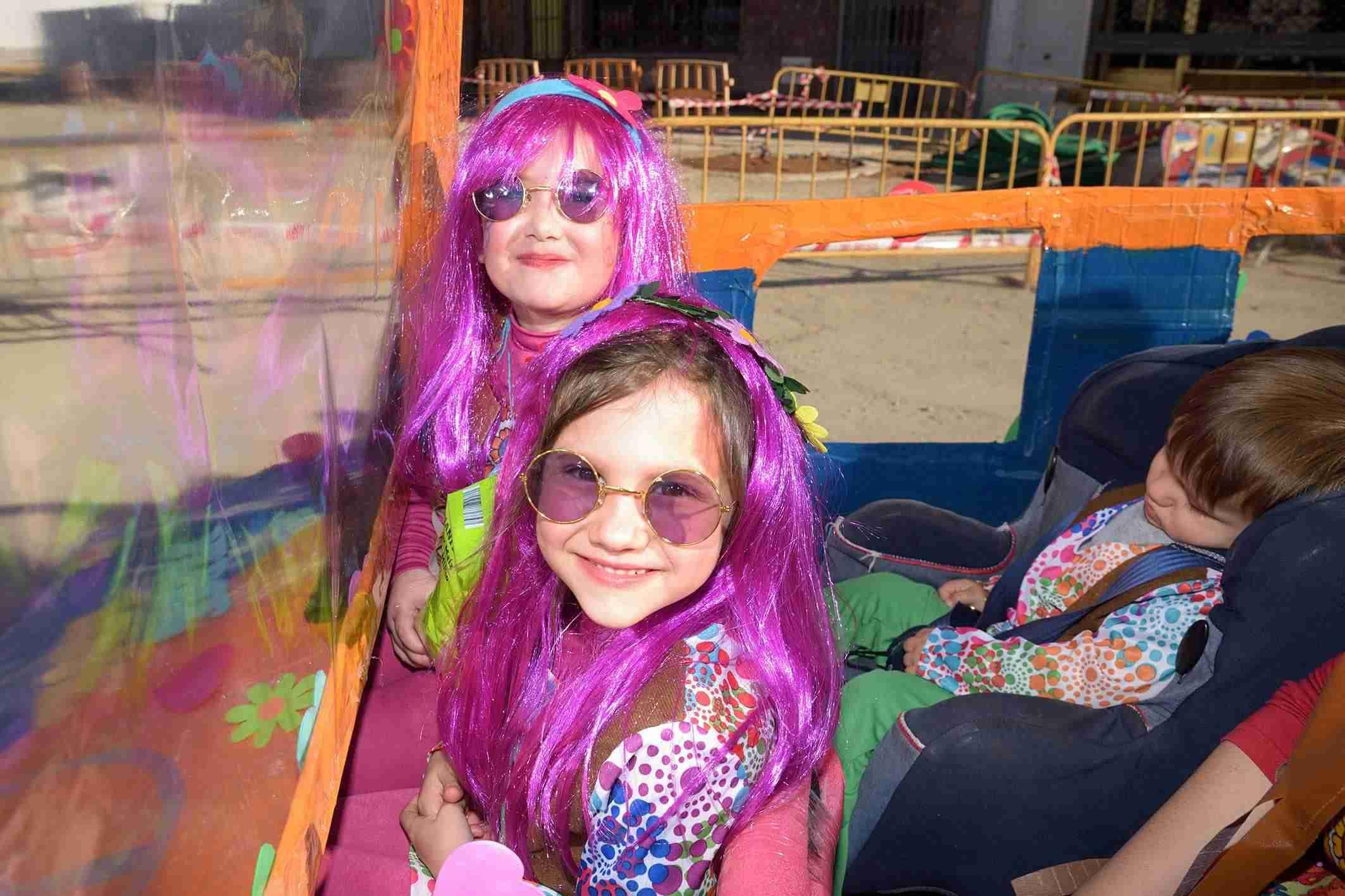 El Desfile de Comparsas Infantiles abre la actividad en la calle del Carnaval de Argamasilla de Alba 4