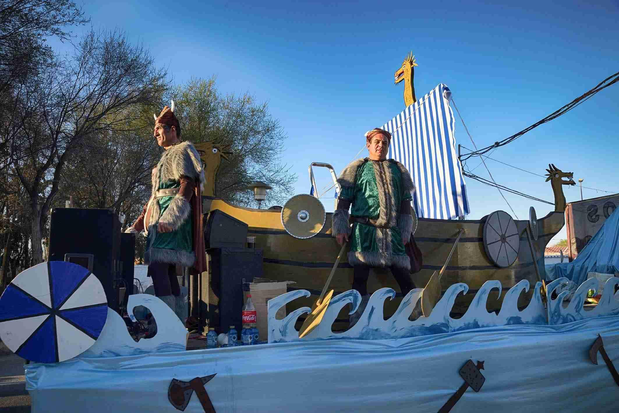 El Desfile de Comparsas Infantiles abre la actividad en la calle del Carnaval de Argamasilla de Alba 7