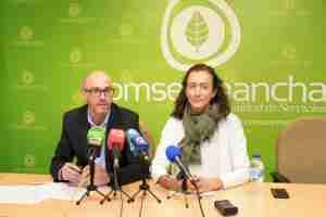 La línea amarilla aumentará su presencia en los municipios de Comsermancha con 144 nuevos contenedores 6