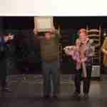 """Julián Estrada y El Troya en el VII Festival Flamenco """"Primavera del Cante"""" de Argamasilla de Alba 3"""