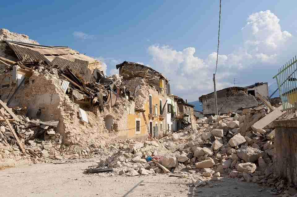 Murcia y Alicante sacudidas: ¿quién se hace cargo en caso de terremoto? 1