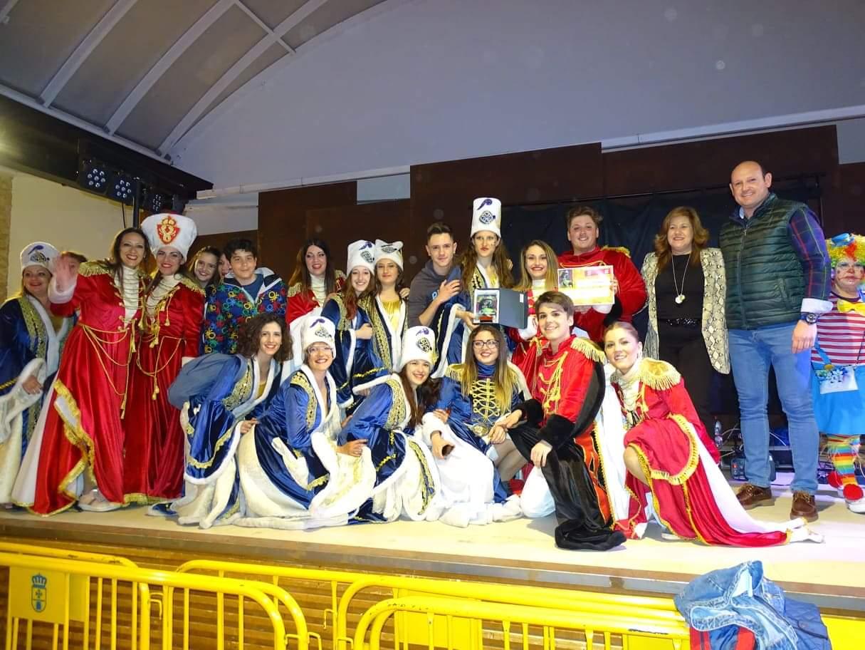 Originalidad, colorido y fantasía centraron el desfile de Carrozas y Comparsas en Torralba de Calatrava 5