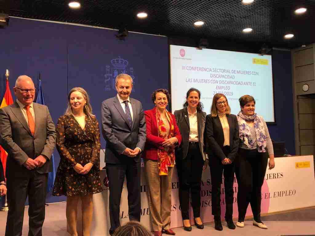 El Gobierno regional destaca la necesidad de imbricar las políticas de discapacidad con las de igualdad incluyendo el enfoque feminista 3