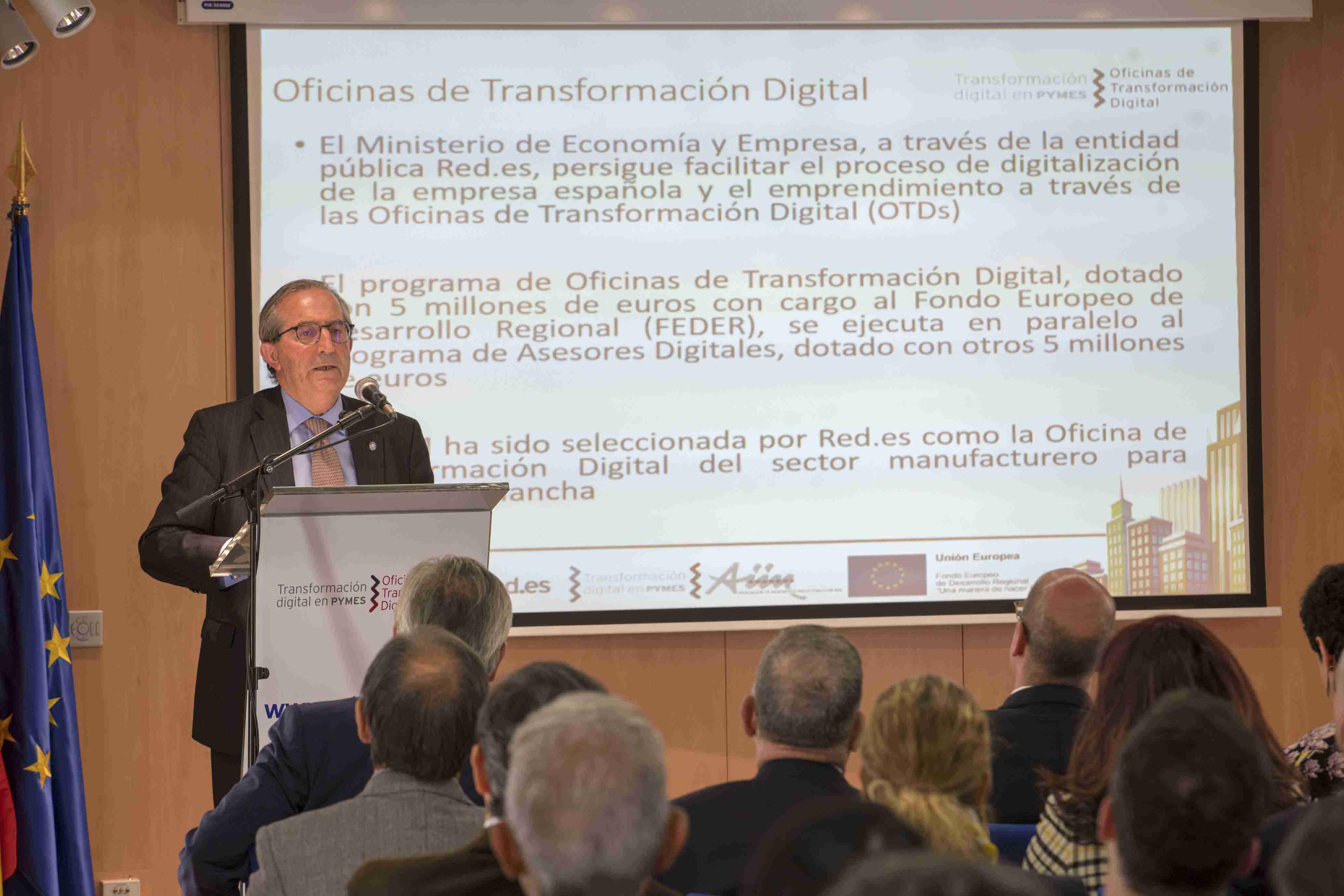 Inauguración de la OTD de Castilla la Mancha 3