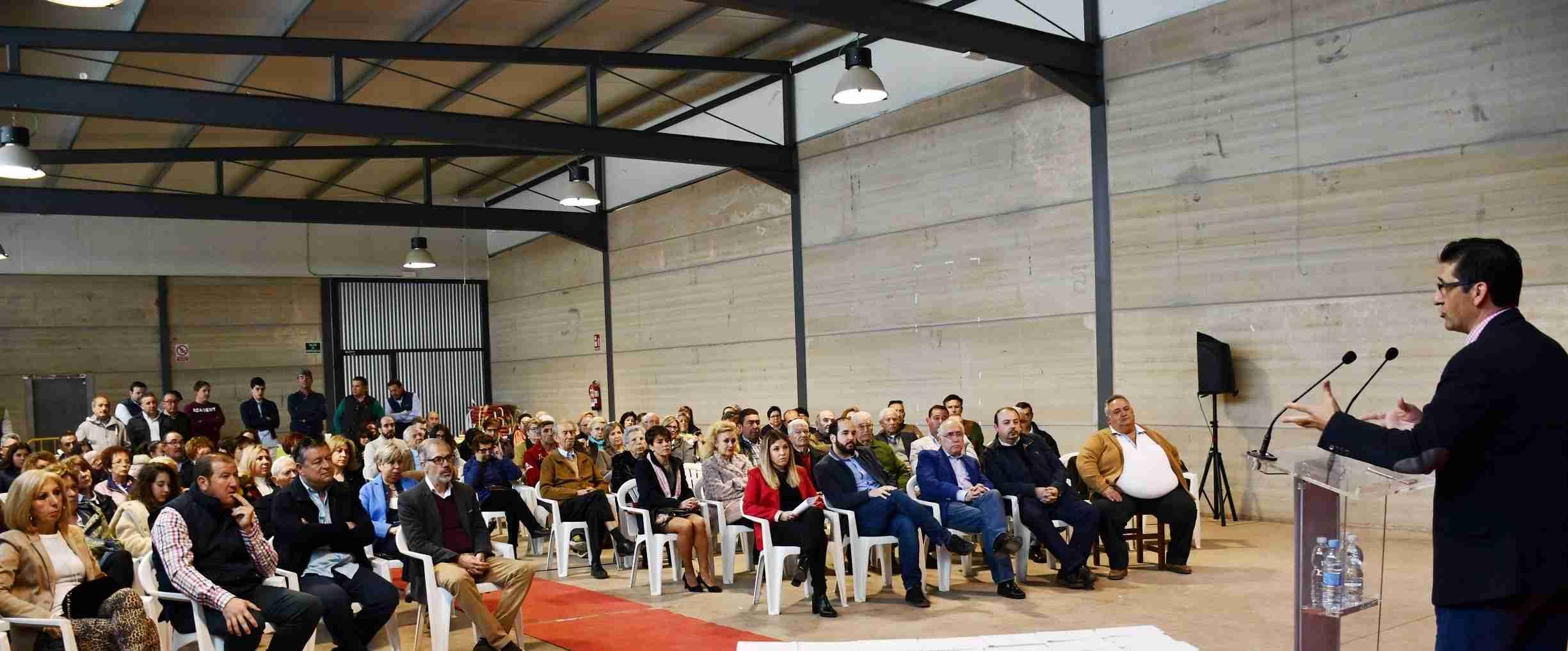 Acto de homenaje a las candidaturas socialistas de Villamayor 6
