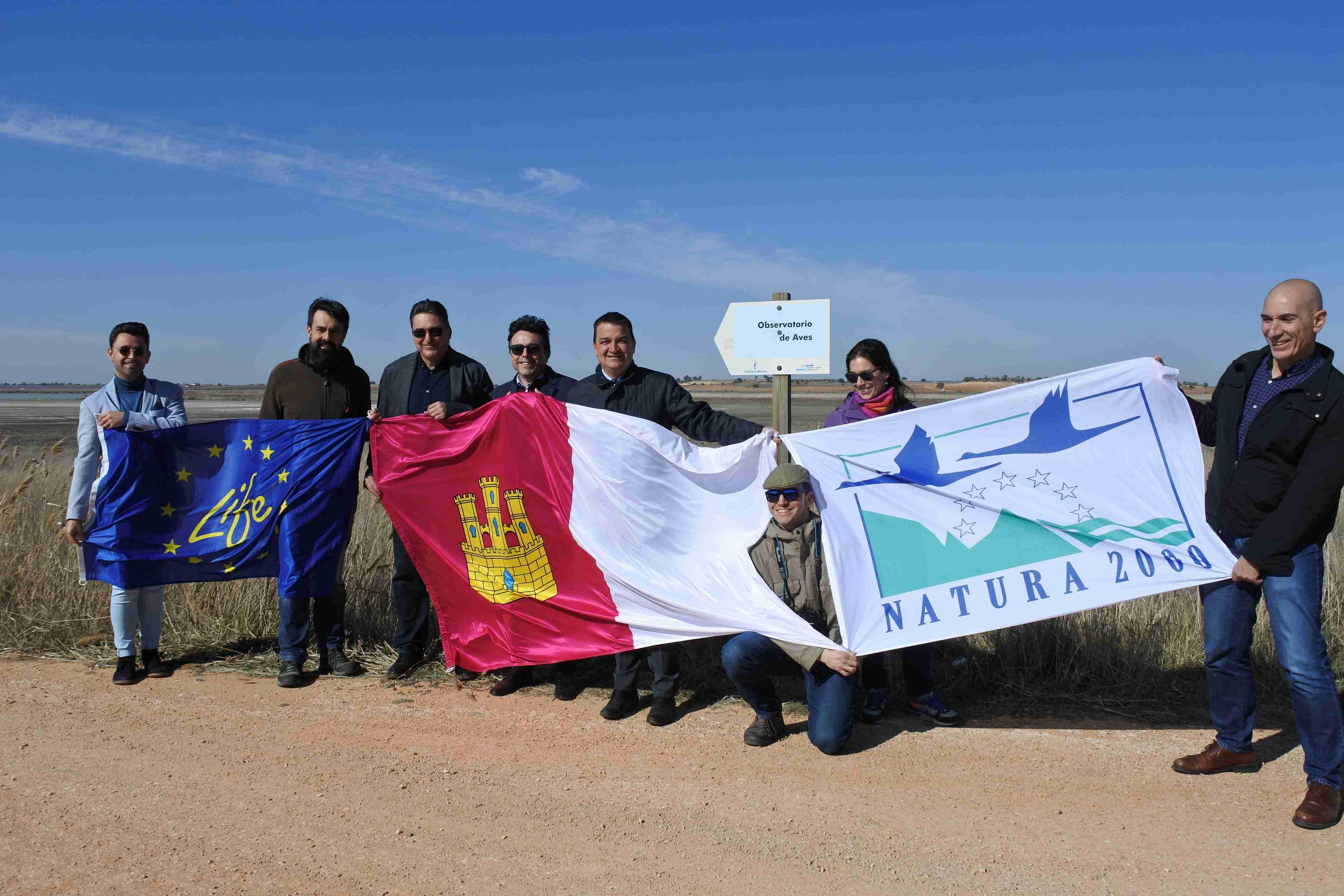 Castilla-La Mancha colabora en un proyecto europeo para frenar el descenso del carricerín cejudo, el ave más amenazada en Europa 3