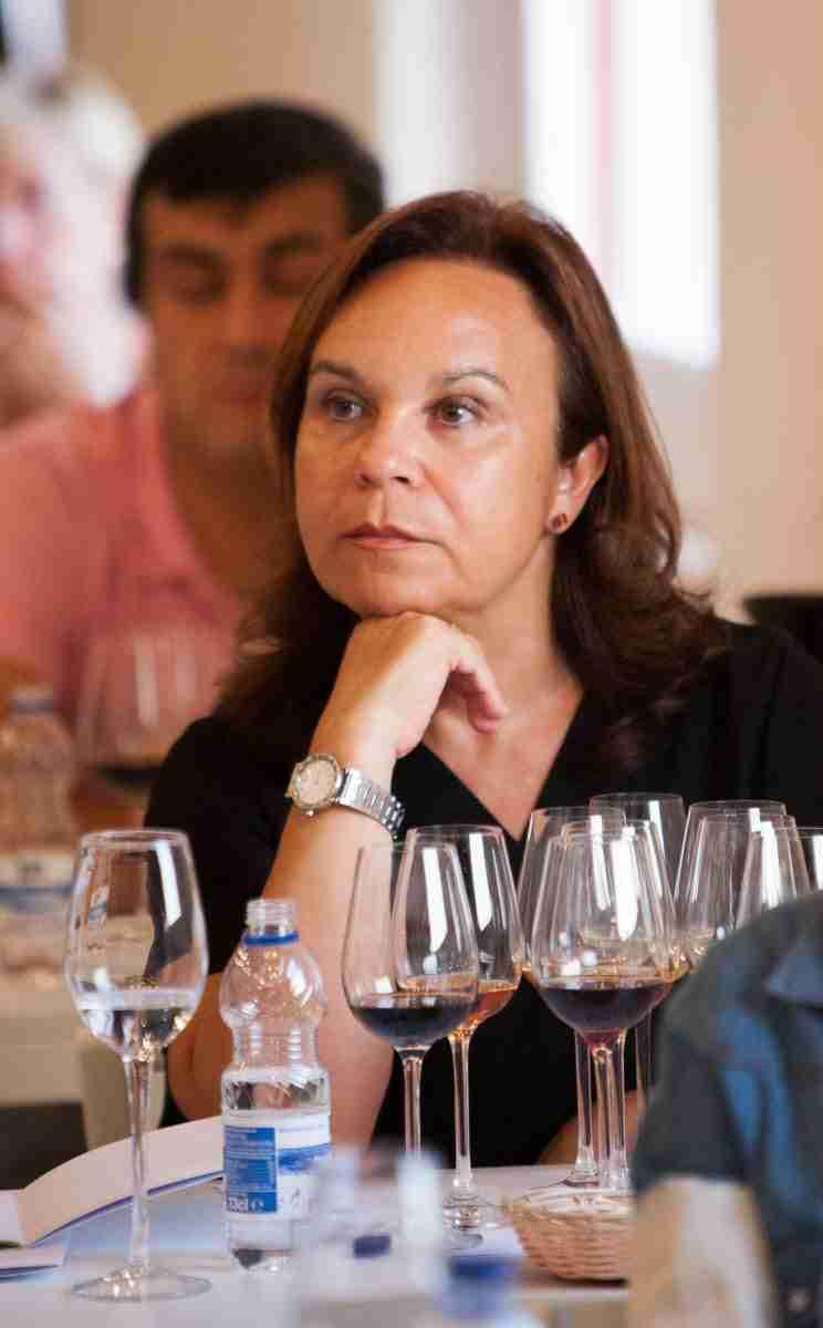 """La periodista y gastrónoma mar romero premio """"Mirador del vino"""" 2019 1"""