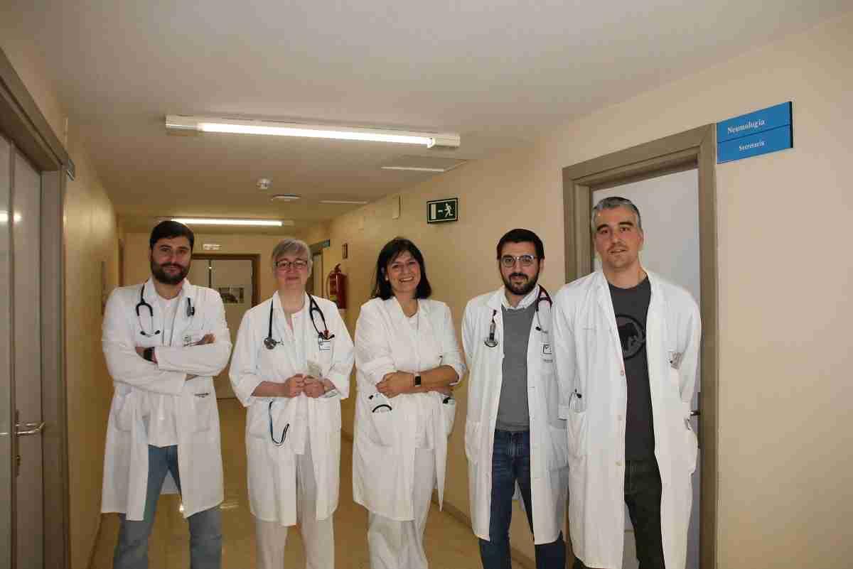La Unidad del Sueño del Hospital de Cuenca, acreditada por primera vez por la SEPAR como Unidad Básica en patología respiratoria del sueño 1