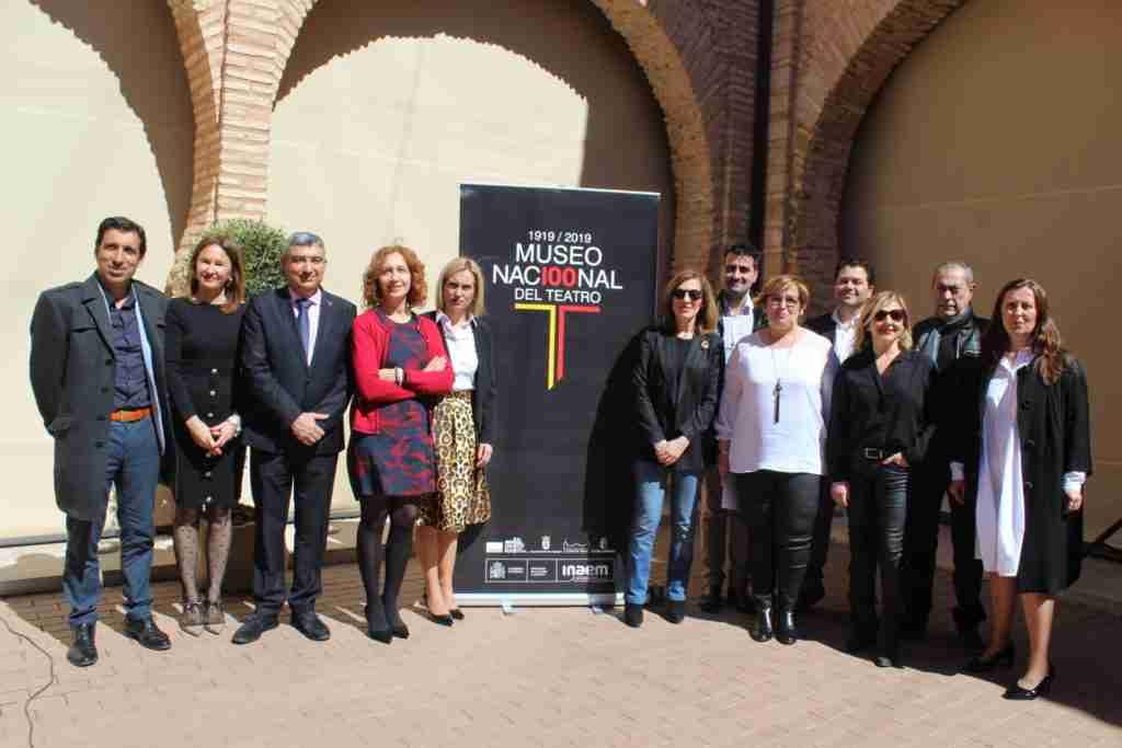 El Gobierno de Castilla-La Mancha destaca el papel del Museo Nacional del Teatro en sus cien años de historia 3