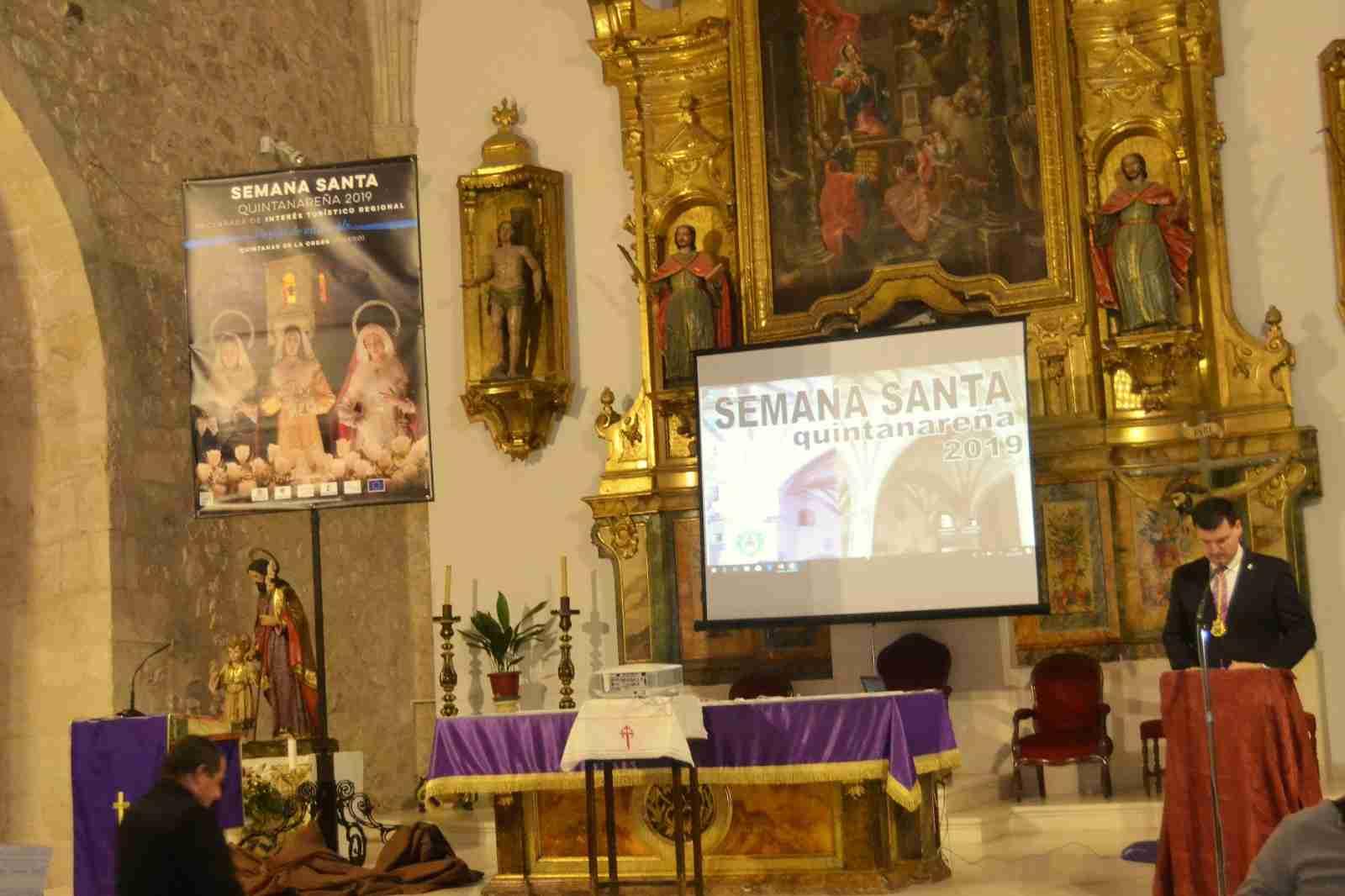 """""""Las Tres Marías"""", imagen de la Semana Santa quintanareña, Bien de Interés Turístico Regional 1"""