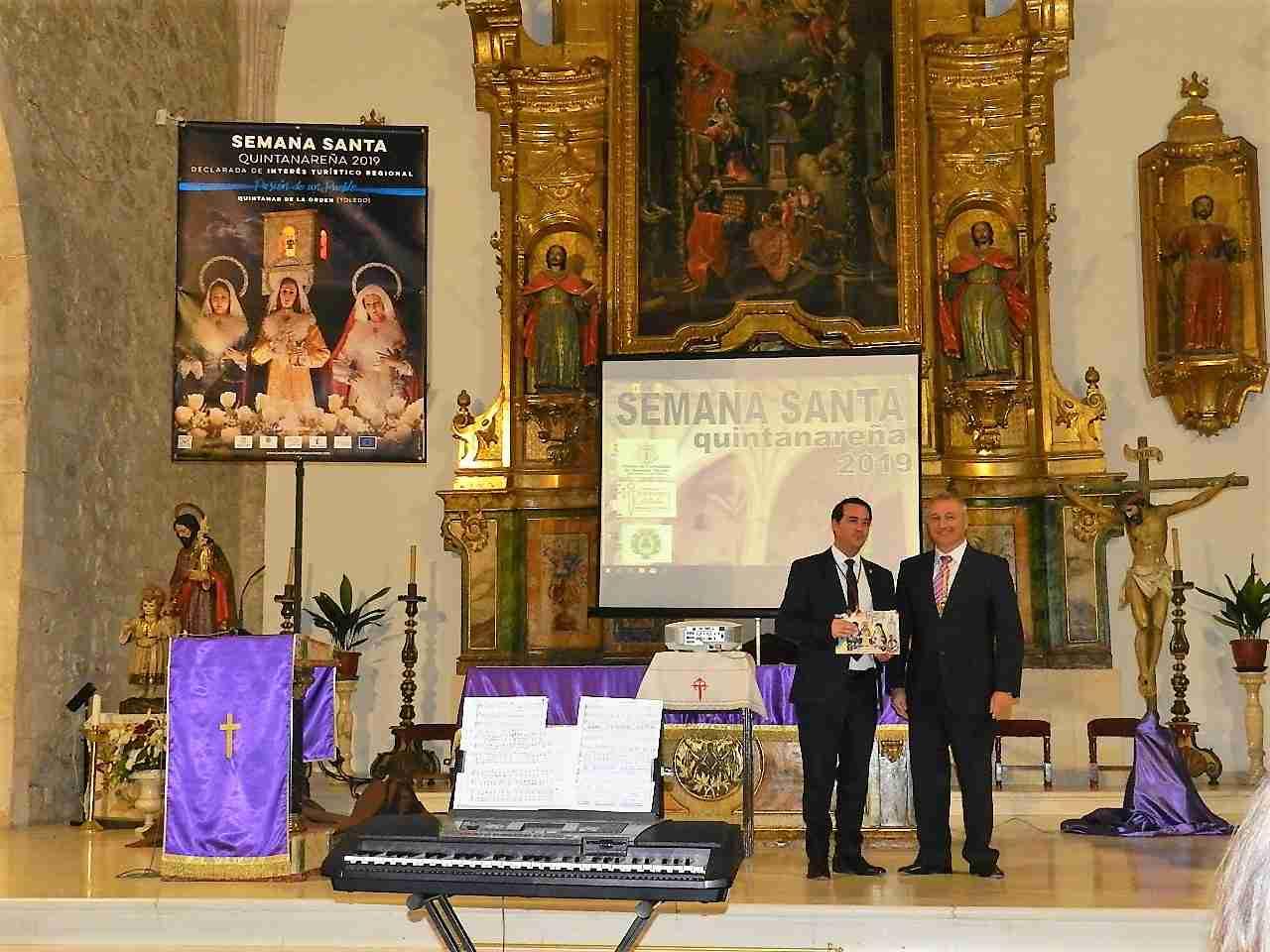 """""""Las Tres Marías"""", imagen de la Semana Santa quintanareña, Bien de Interés Turístico Regional 2"""