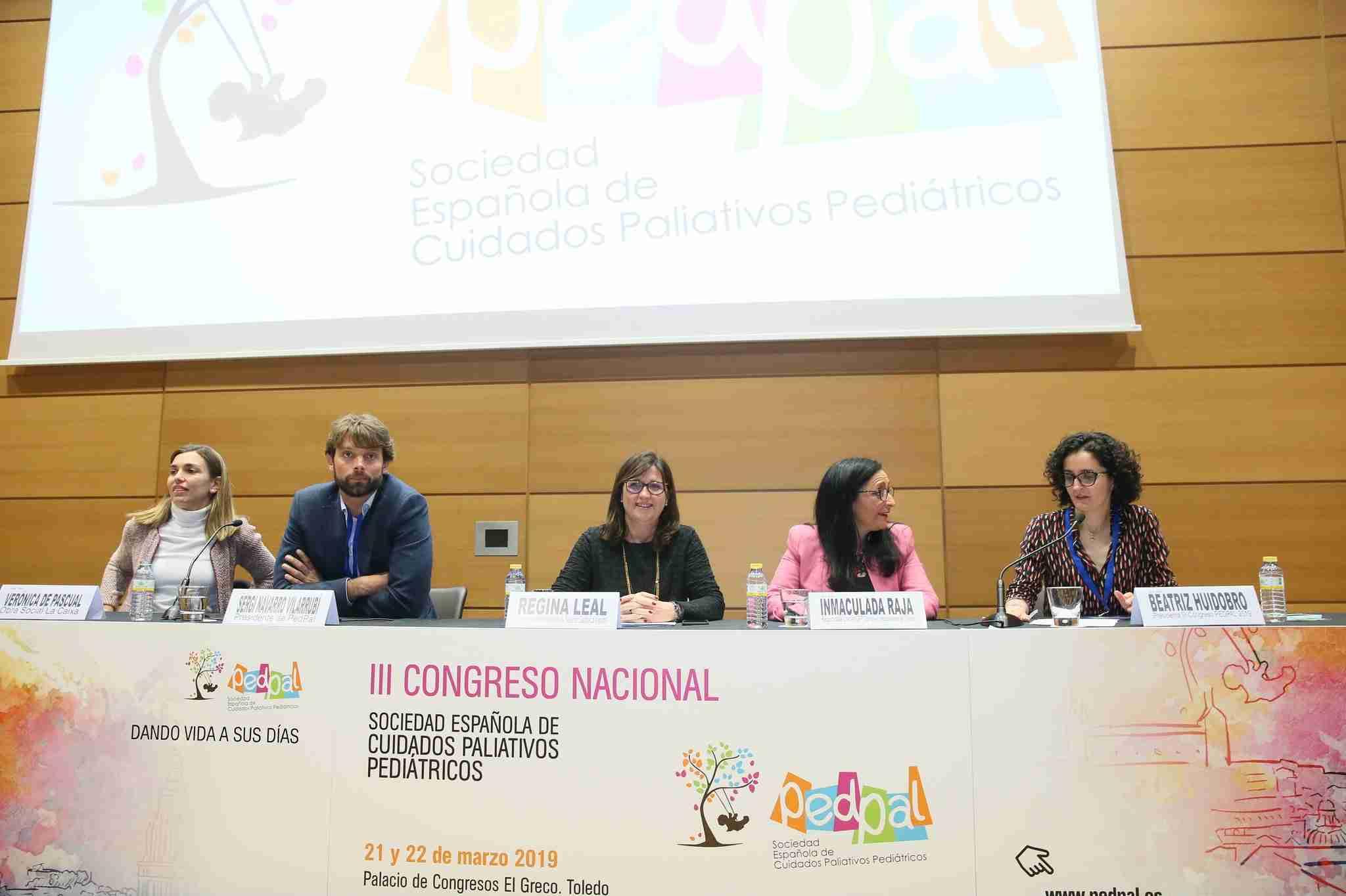 La Red de Expertos presenta al SESCAM una propuesta organizativa sobre Cuidados Paliativos Pediátricos 3