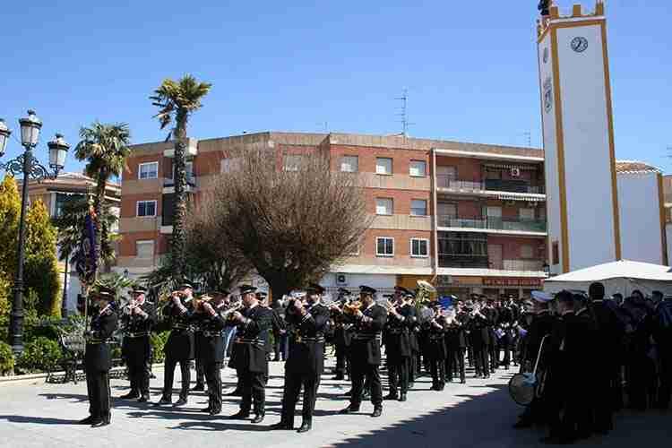 La Banda CCTT Jesús Nazareno de Membrilla celebra su X Aniversario 1