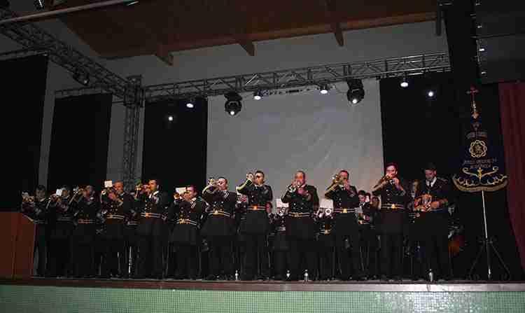 La Banda CCTT Jesús Nazareno de Membrilla celebra su X Aniversario 4