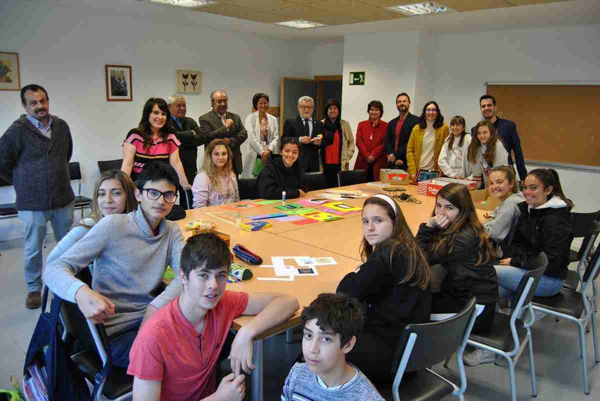 El consejero de Educación, Cultura y Deportes reconoció la importancia de los proyectos para mejorar la convivencia en centros educativos 1