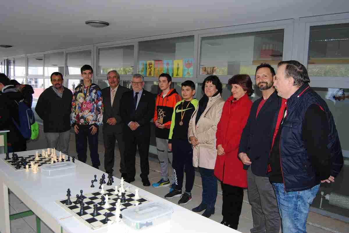 El consejero de Educación, Cultura y Deportes reconoció la importancia de los proyectos para mejorar la convivencia en centros educativos 2