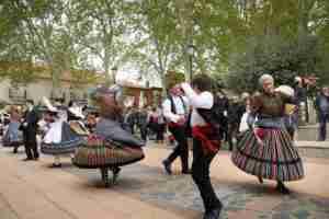 Argamasilla de Alba mantiene viva la tradición del Manteo del Pelele 4
