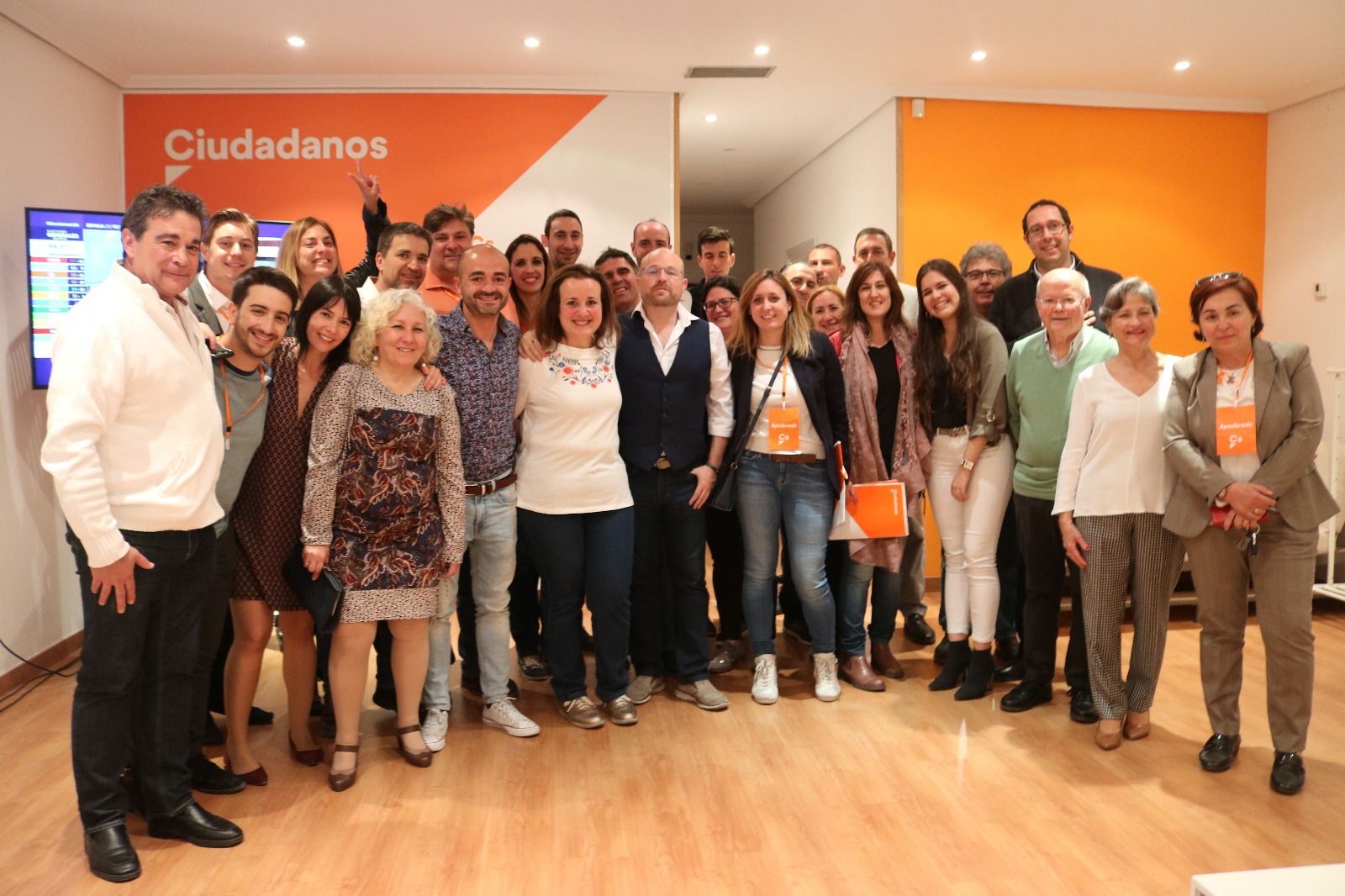 Ciudadanos Castilla-La Mancha logra un resultado histórico y obtiene diputados en Toledo, Albacete, Guadalajara y Ciudad Real 2