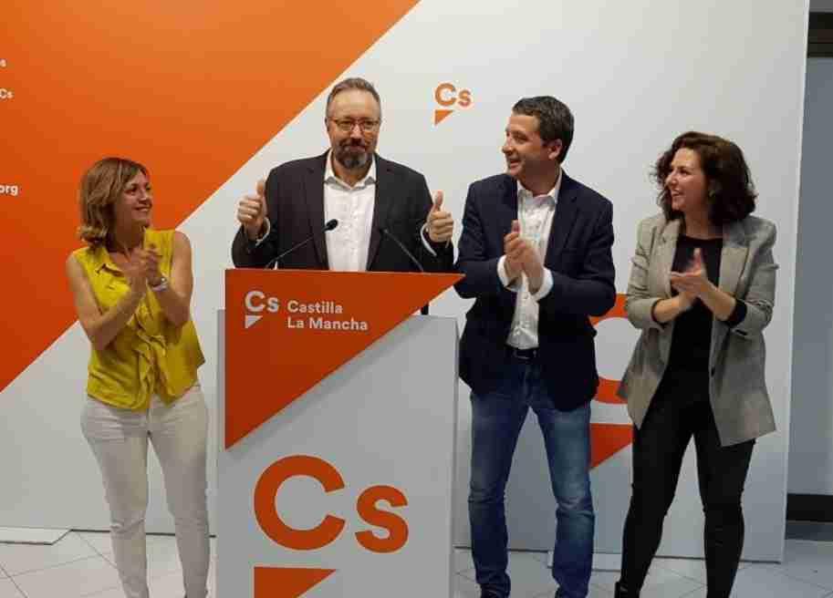 Ciudadanos Castilla-La Mancha logra un resultado histórico y obtiene diputados en Toledo, Albacete, Guadalajara y Ciudad Real 1