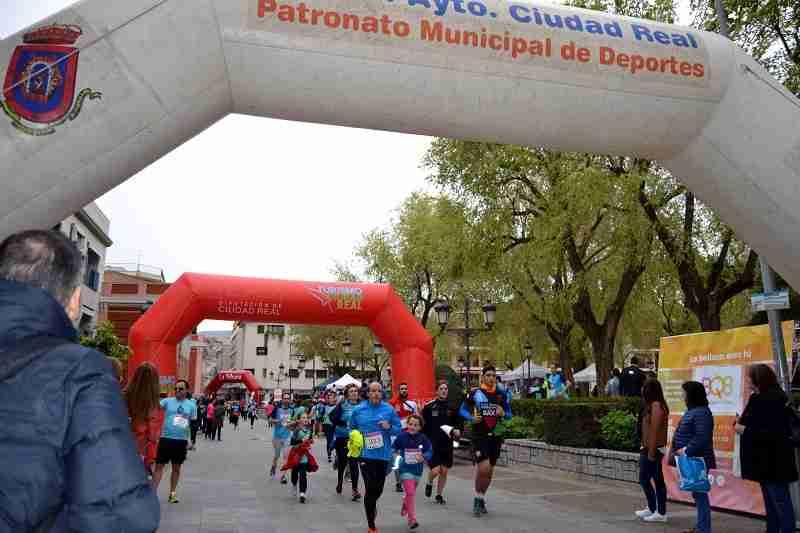 7ª Carrera de la Mujer en Ciudad Real