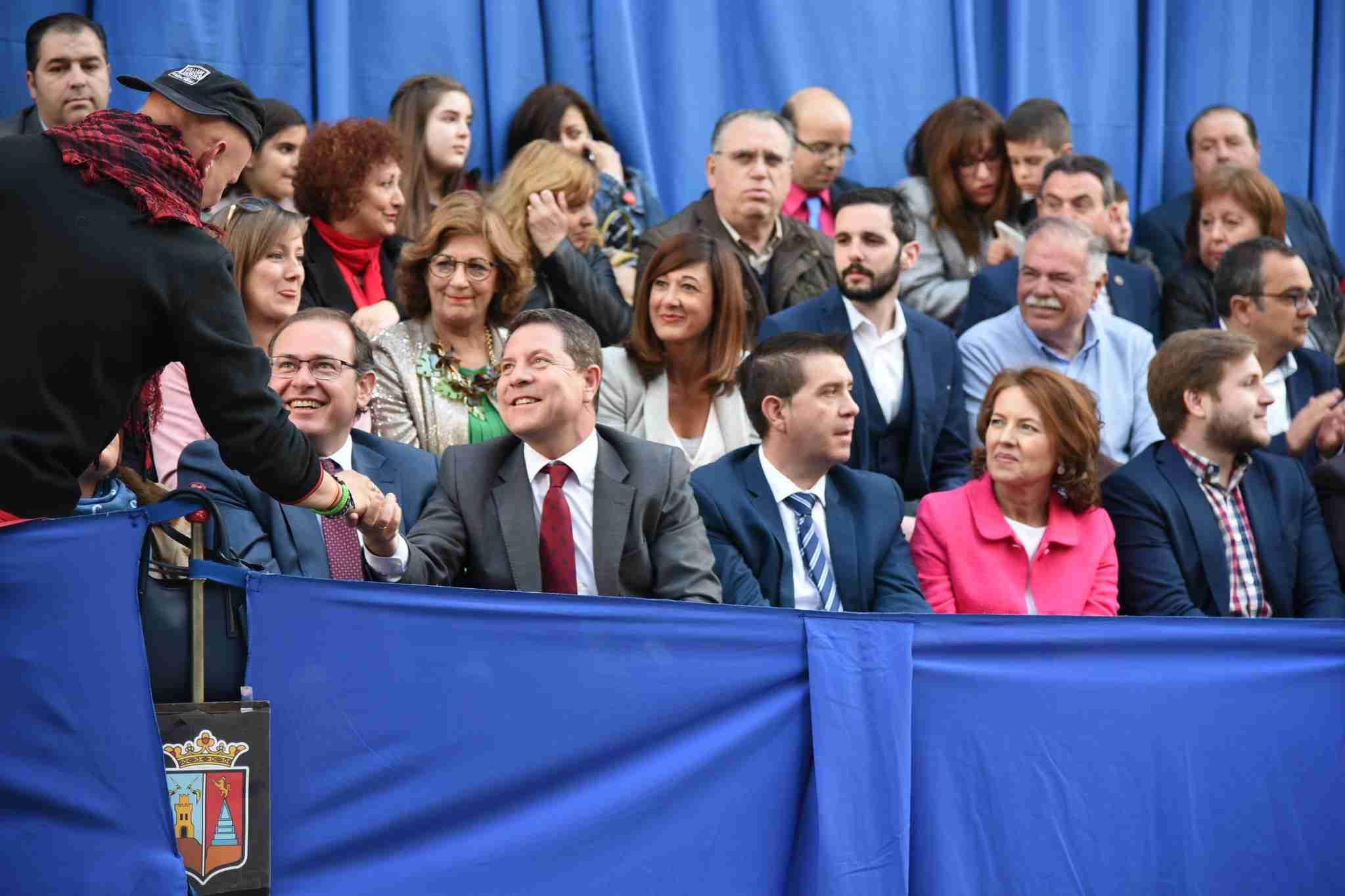 El Gobierno de Castilla-La Mancha felicita a la localidad de Almansa tras lograr que sus Fiestas Mayores sean de Interés Turístico Internacional 1