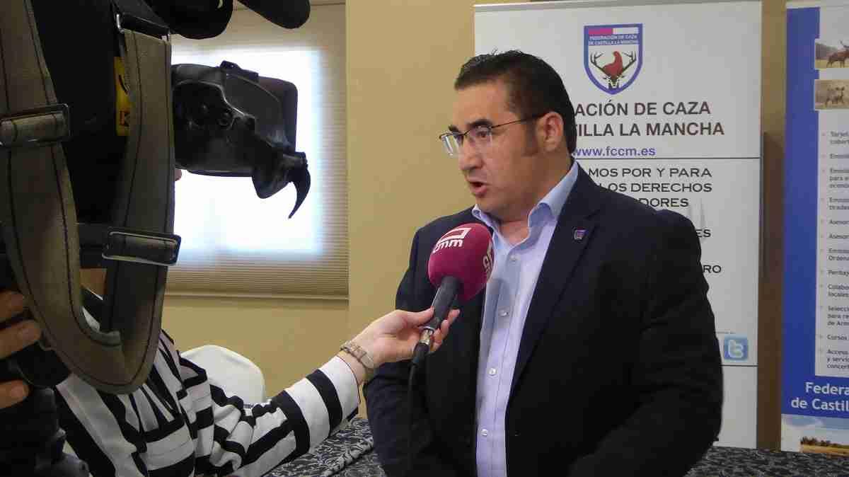 """El presidente de la Federación de Caza de CLM pide """"al gobierno que venga"""" que apoye la caza con hechos 1"""