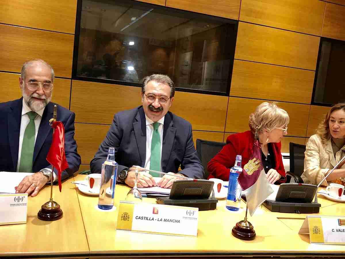 El Gobierno de Castilla-La Mancha apoya el documento presentado por el Gobierno de España para la reorientación de la Atención Primaria 1