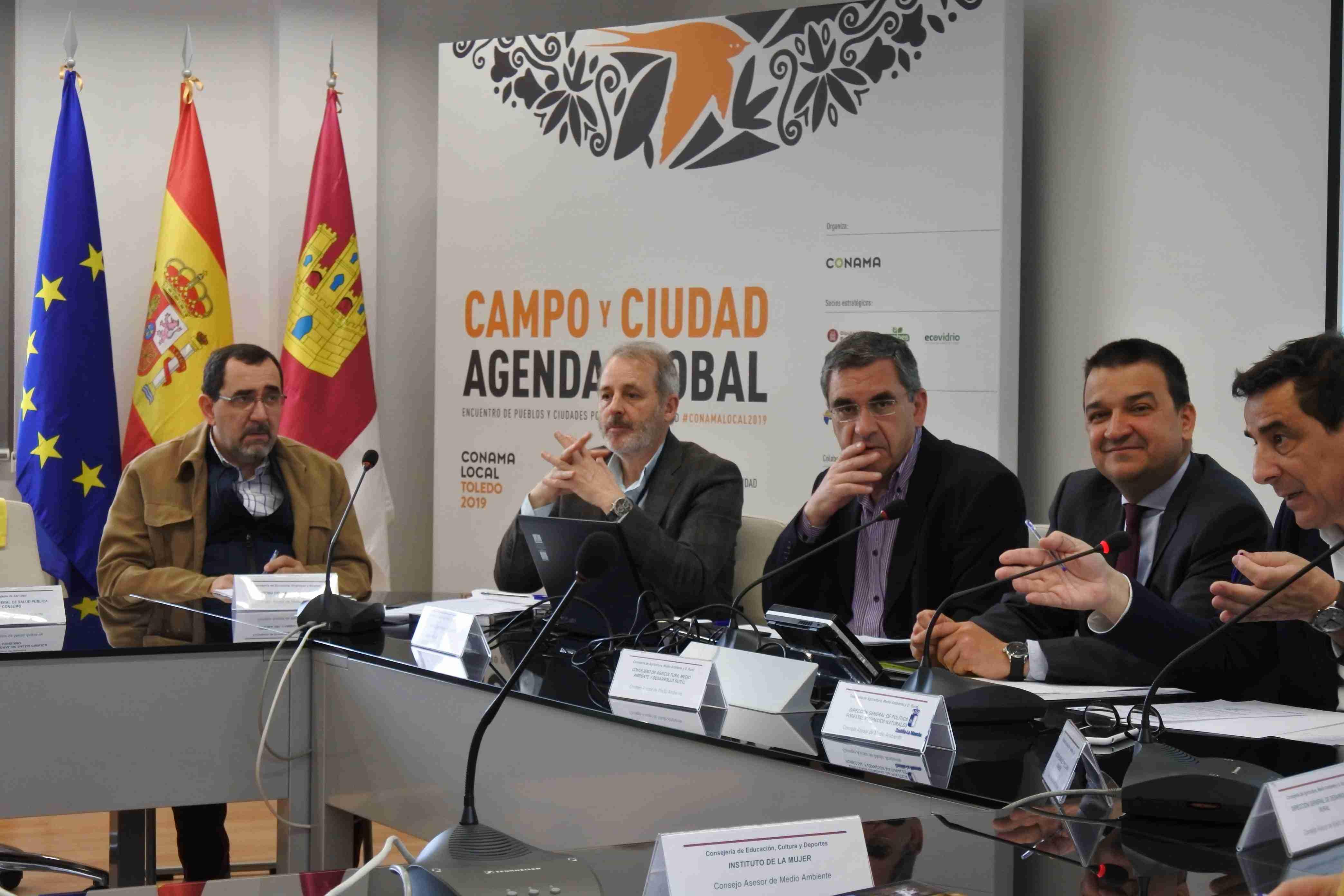 Martínez Arroyo participa en la reunión del CAMA que ha renovado su estructura con la presencia de un 60% de miembros de la sociedad civil 3