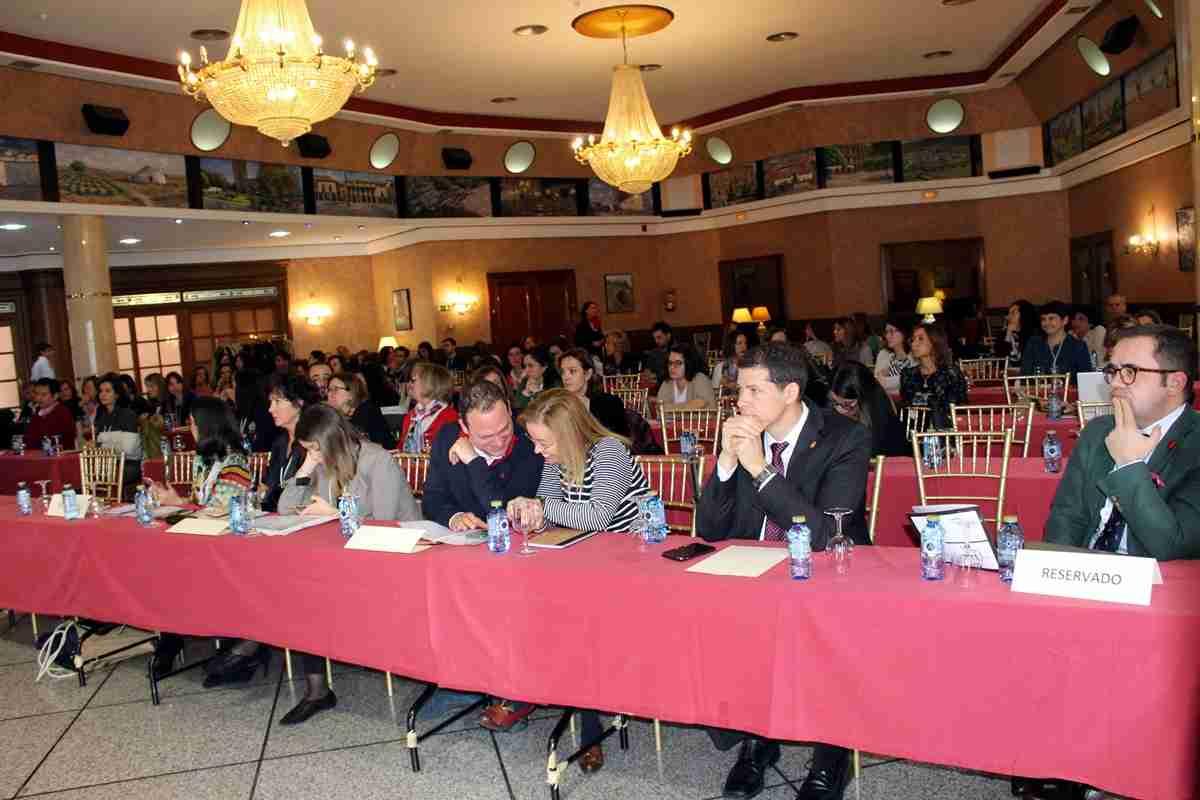 Jornada de formación de farmacéuticos de Ciudad Real con foco en la alimentación para la salud 4