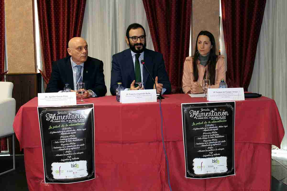 Jornada de formación de farmacéuticos de Ciudad Real con foco en la alimentación para la salud 3