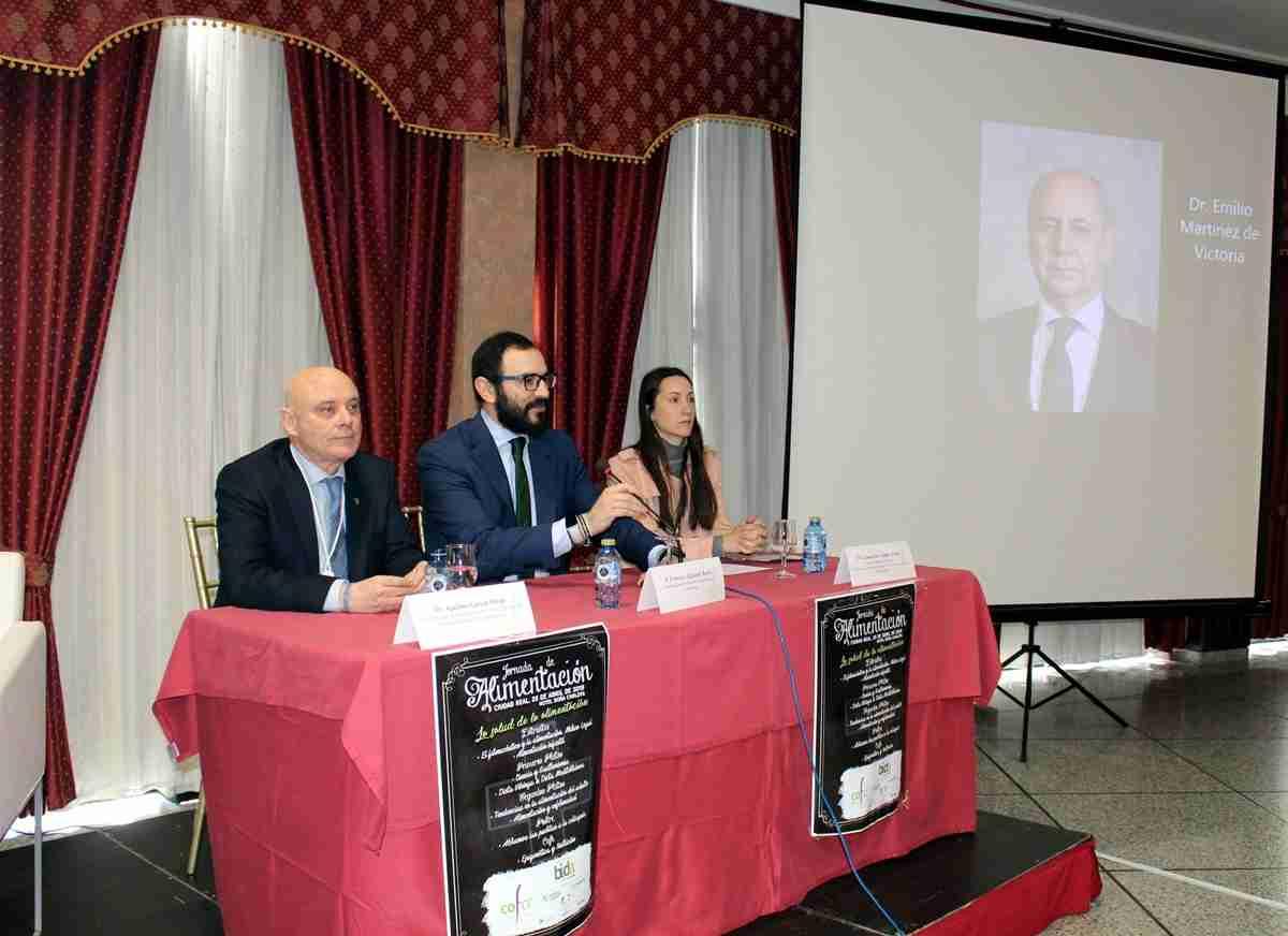 Jornada de formación de farmacéuticos de Ciudad Real con foco en la alimentación para la salud 5