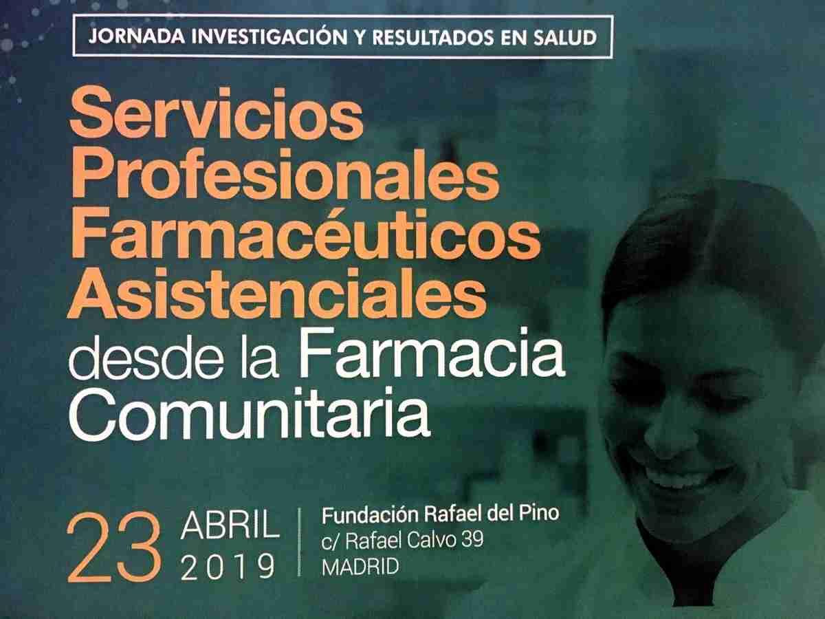El Servicio de Adherencia Terapéutica desde las farmacias genera un beneficio de hasta 38 euros por paciente 1