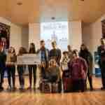 Escuela de Música y Artes Escénicas de Cuenca gana el concurso regional de clipmetrajes de Manos Unidas 10