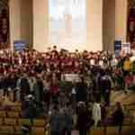 Escuela de Música y Artes Escénicas de Cuenca gana el concurso regional de clipmetrajes de Manos Unidas 12