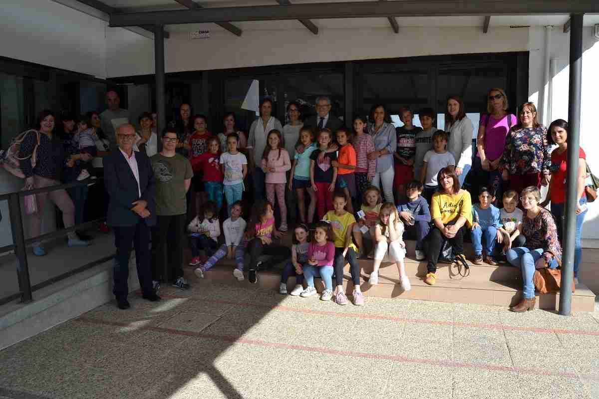 Felpeto comparte con la comunidad educativa de Olías del Rey las actividades organizas por el Día del Libro 1