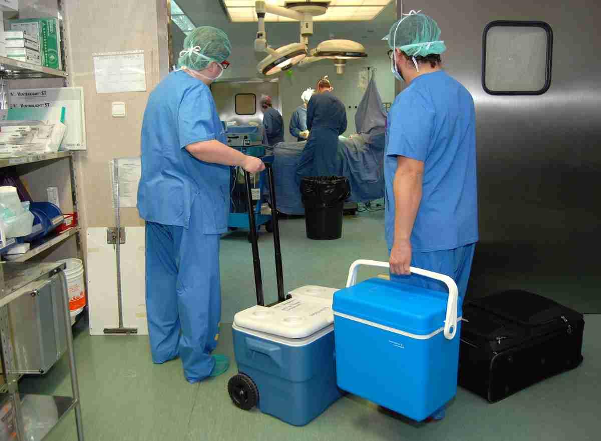 Castilla-La Mancha, tercera comunidad autónoma en la que más ha crecido la donación de órganos en el primer trimestre del año 1