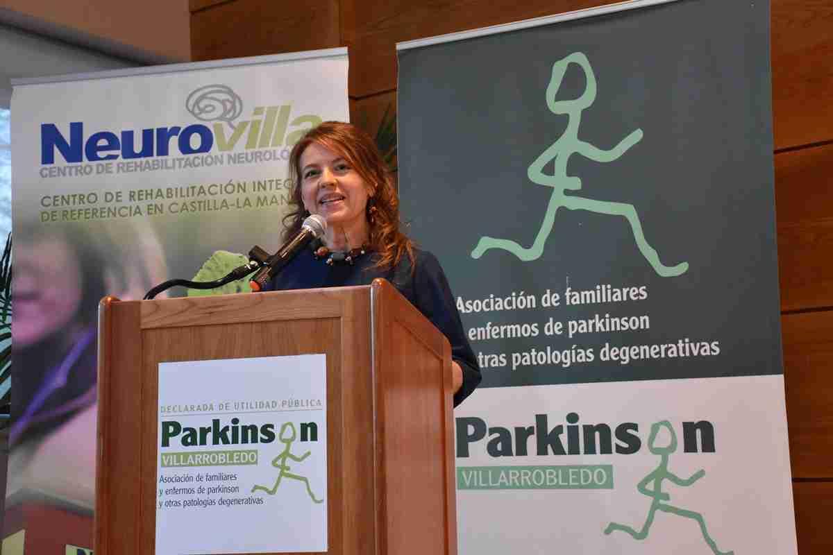 El Gobierno regional destaca el trabajo y la innovación de 'Parkinson Villarrobledo' en la mejora de calidad de vida de los pacientes y sus familias 2