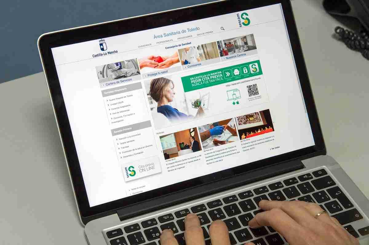 Renuevan portal web del Área de Salud de Toledo con aplicaciones y contenido útil para ciudadanos y profesionales 1