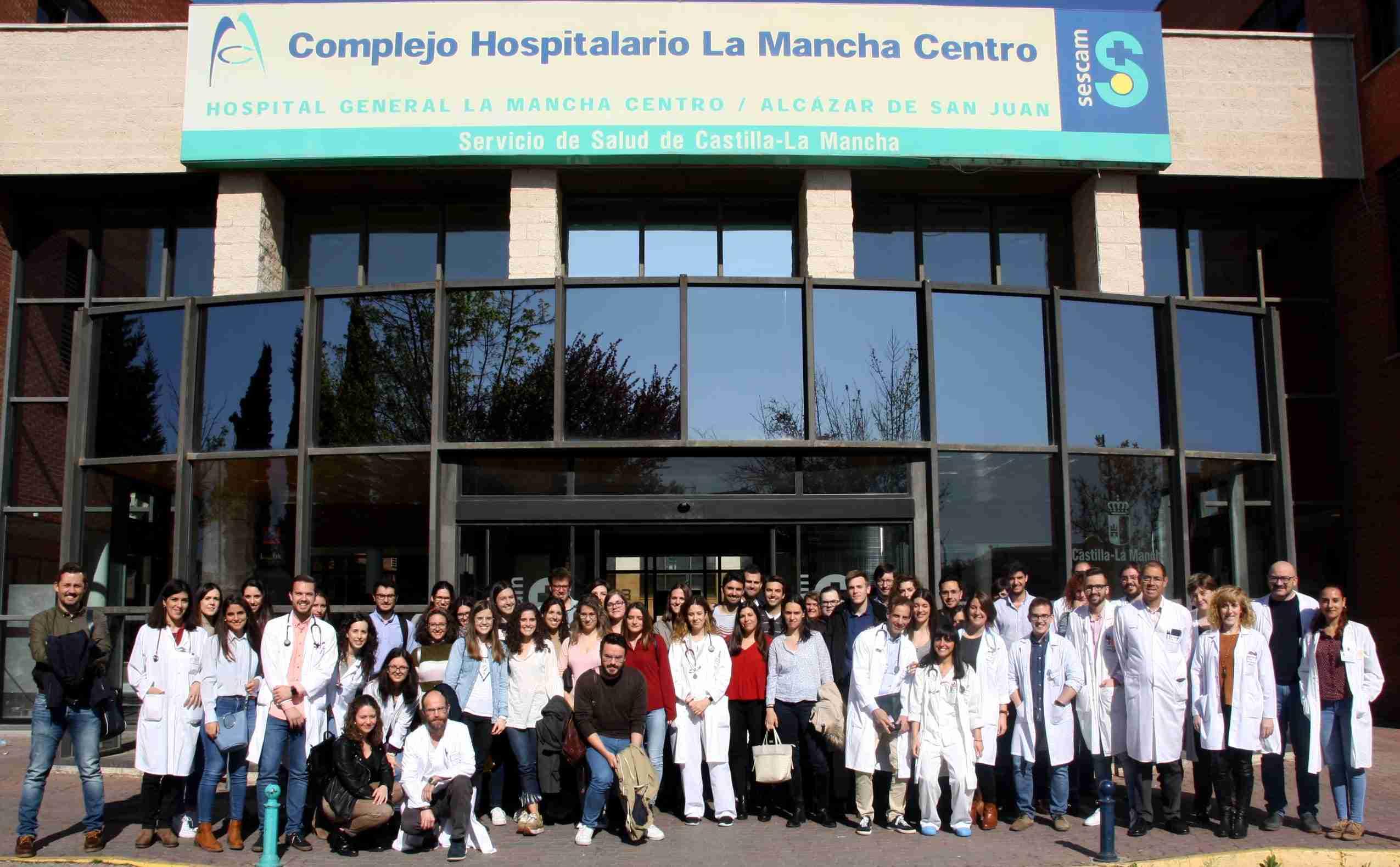 El Hospital Mancha Centro abre sus puertas para que 35 futuros residentes conozcan el centro y las unidades docentes acreditadas 1