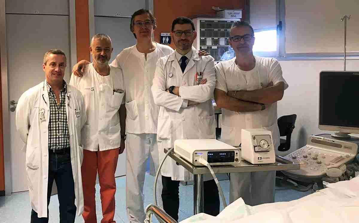 El Hospital Mancha Centro abre tratamientos con técnicas de radiofrecuencias para carcinomas hepáticos 1
