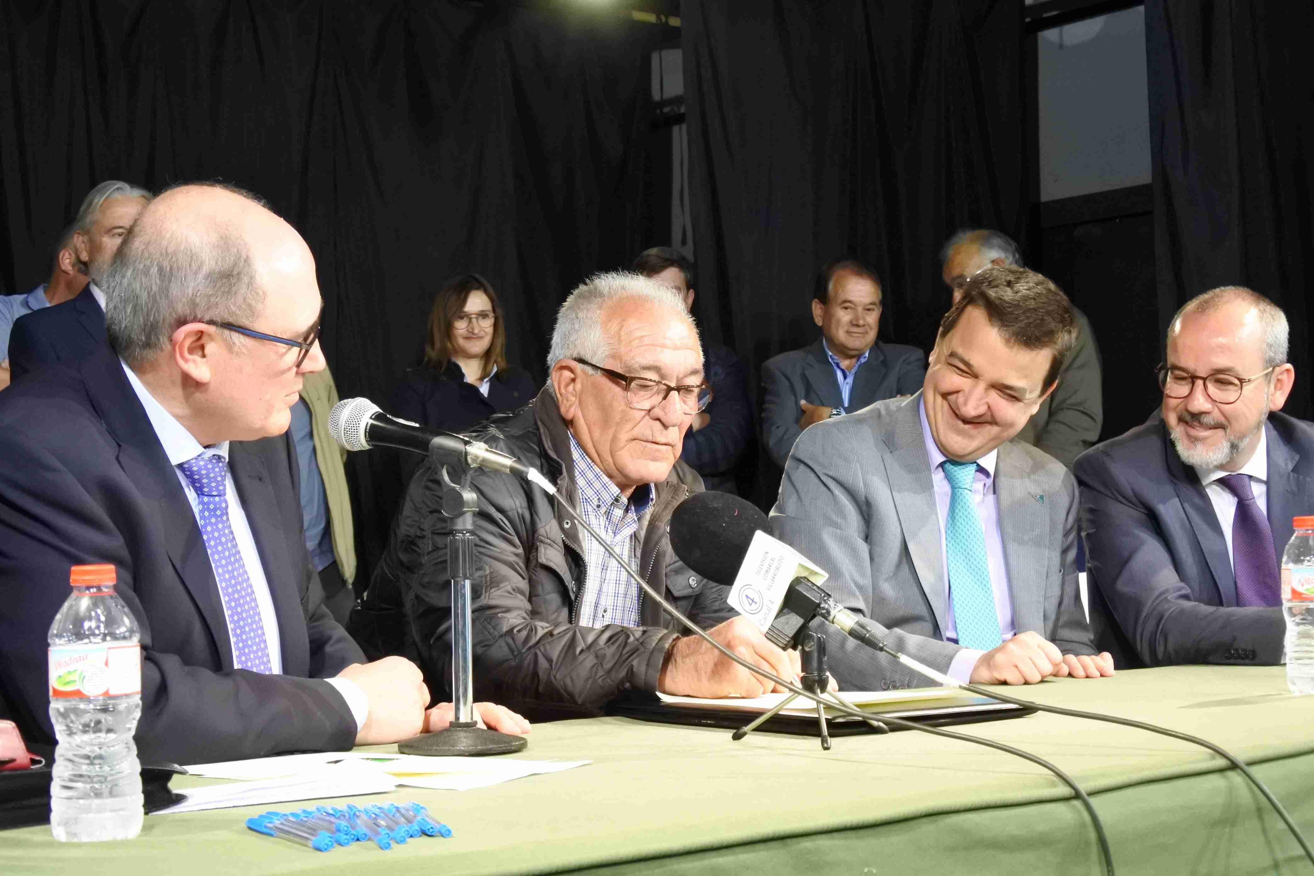 Constituida la primera Federación de Comunidades de Regantes de la región que defenderá los intereses de Castilla-La Mancha 2