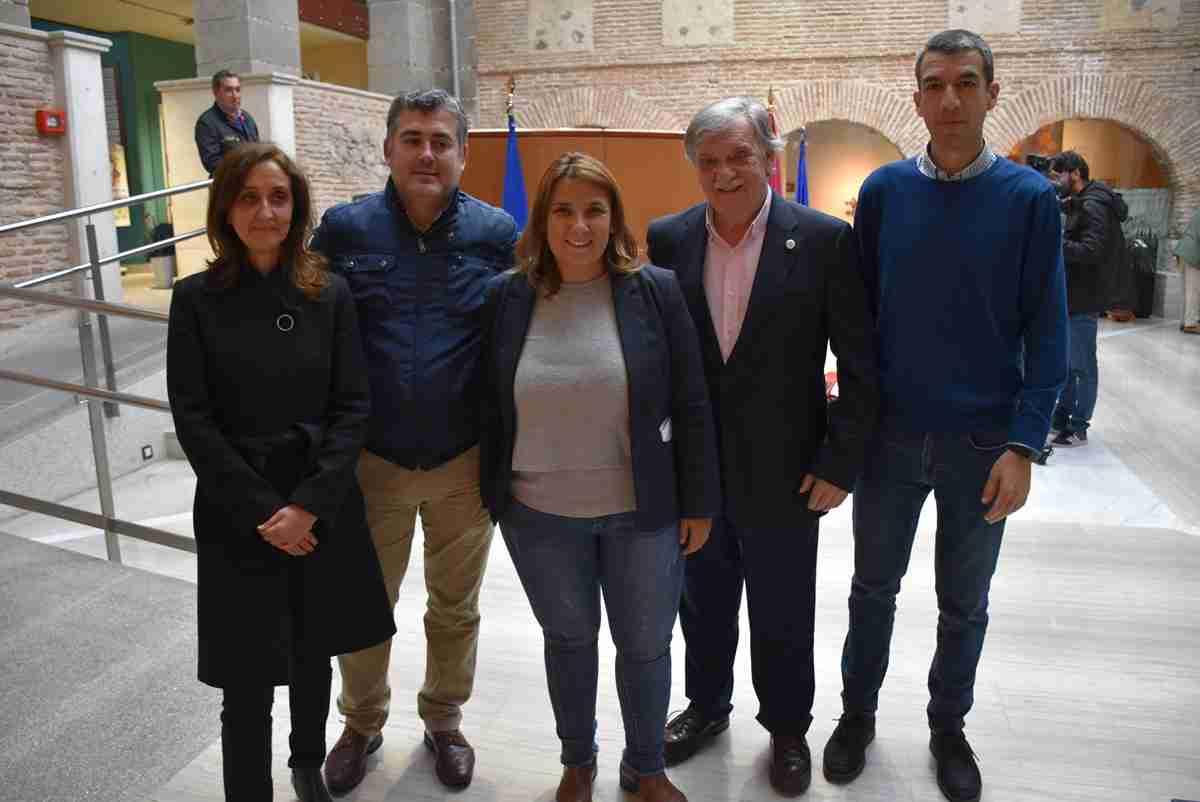 El Gobierno regional remarcó el papel de las asociaciones para conservación y rehabilitación del conjunto histórico 1