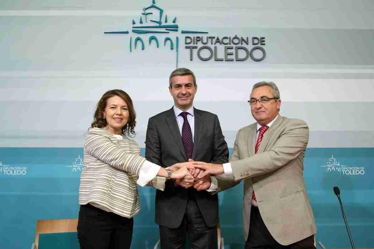 El Consejo de Gobierno aprobó la firma del convenio con la Diputación de Toledo para ayudas a familias con menores 1