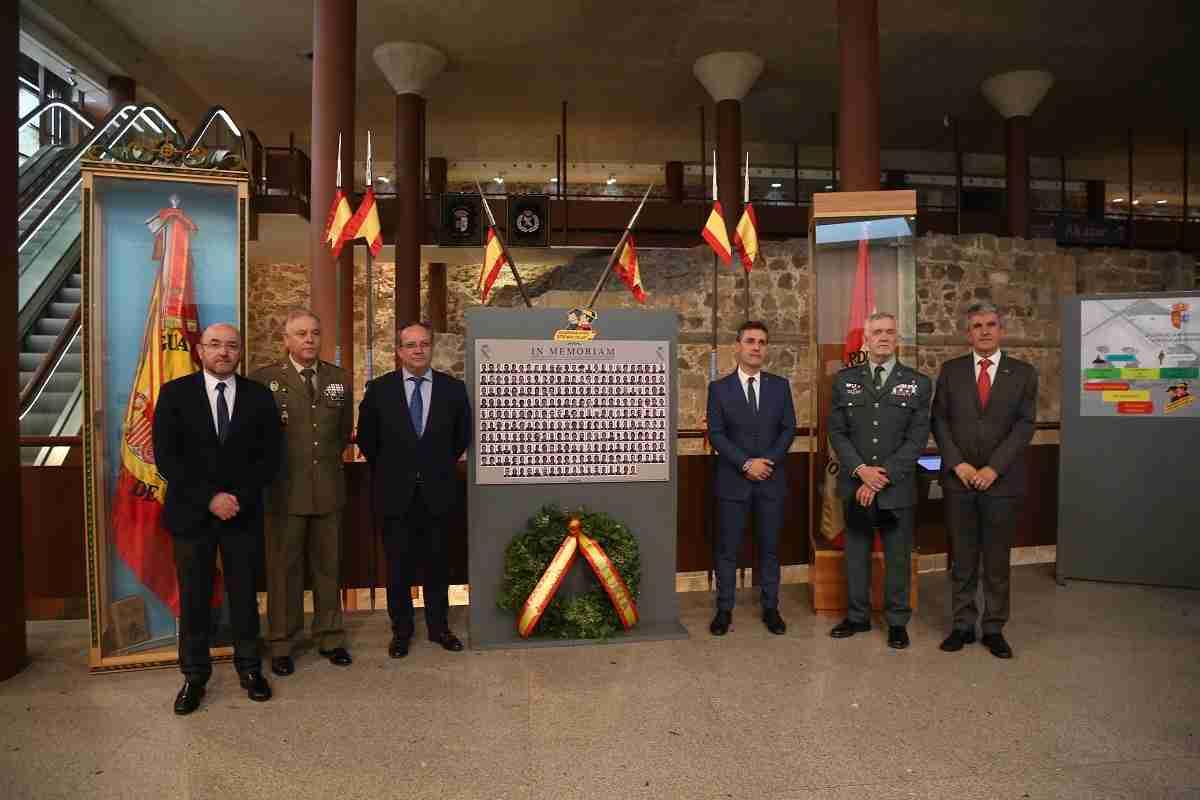 El Gobierno regional agradece a la Guardia Civil su labor para garantizar la seguridad de la ciudadanía desde hace 175 años 1