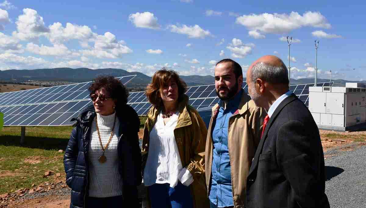 El futuro diputado nacional Miguel González sostuvo que el PSOE apostará por la industria verde y la energía renovable 1