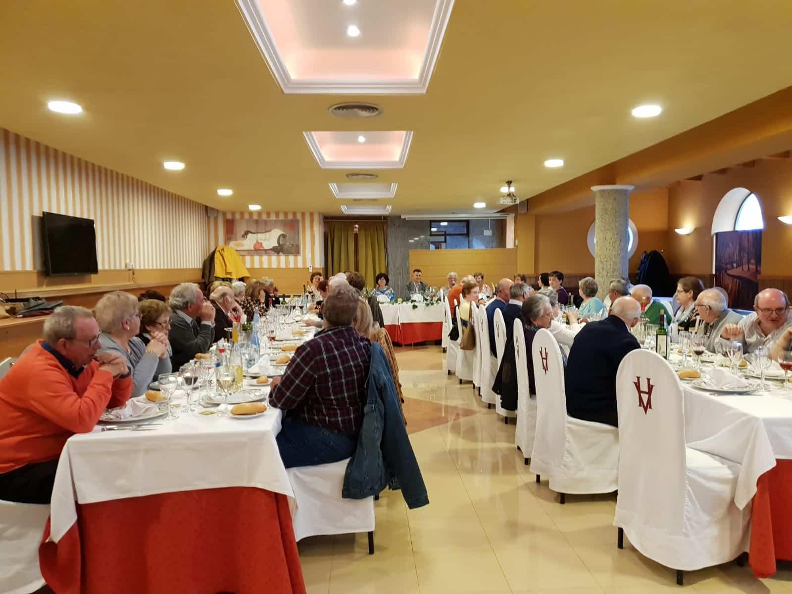 Carmen Pimienta en la Jornada Gastronómica  para Aidac-Cocemfe del Programa de Ocio promovido por Oretania Ciudad Real 2