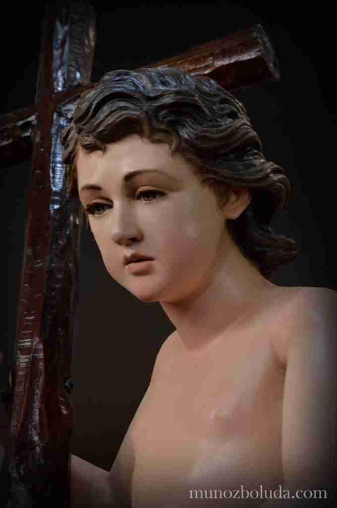 Membrilla recibe al Niño Jesús Nazareno de la Misericordia, la nueva talla de su Semana Santa 1