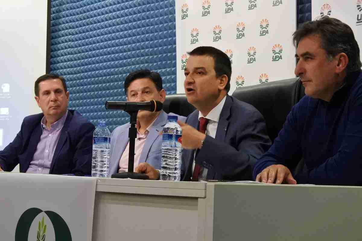 Agricultores trasladan al Gobierno regional la necesidad de proteger la lenteja, legumbre esencial de la Dieta Mediterránea 2